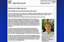 世界最初のウェブサイト「info.cern.ch」の現在