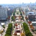 名古屋の都心、栄の風景