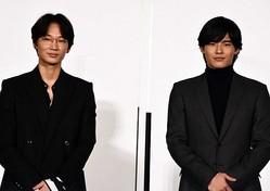 (左から)綾野剛、岡田健史 (C)ORICON NewS inc.