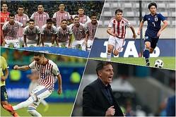 今夜対戦…日本代表の相手、パラグアイ代表について知っておきたい7つのこと