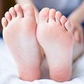 足の裏のバクテリア 体のどの部位よりも同居相手と一致する可能性