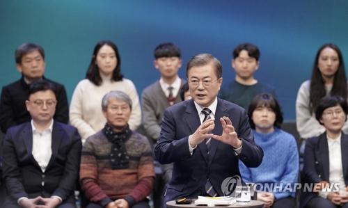 GSOMIA「最後まで終了回避へ努力」 米朝首脳会談開催に期待も=文大統領