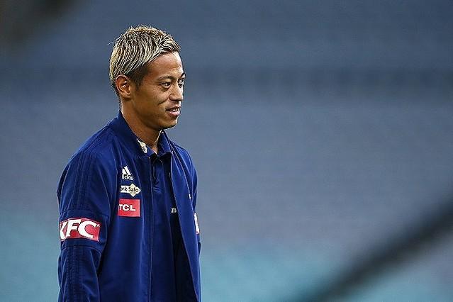 [画像] 「誰もがっかりしないことを…」本田圭佑が今季限りのメルボルン・V退団を示唆、クラブ側は延長希望? 現地メディアが報じる