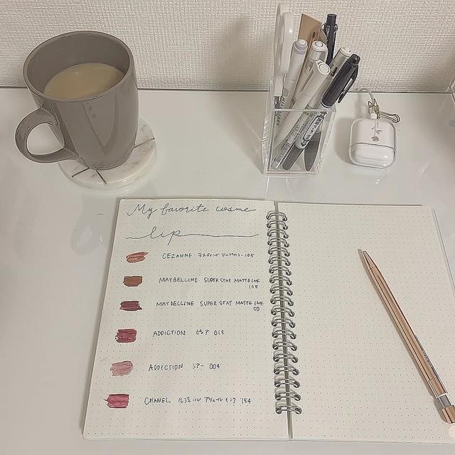 磨き ノート 自分