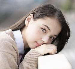 """現役JCモデル""""可愛すぎる15歳""""がCM初出演"""
