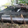 水陸両用戦車を自力で製作した猛者が登場 リンゴで砲撃も可能