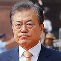 「日本海」表記をしていた公共機関に警告した文大統領