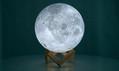 3Dプリンターで月を再現したライトなら、自宅でいつでもスーパームーン