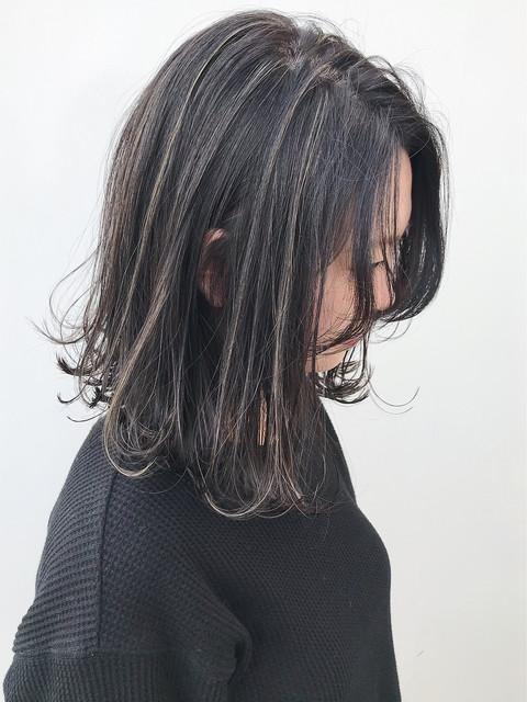 ハイ ライト 髪
