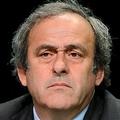 FIFA元副会長のミシェル・プラティニ氏(2015年5月28日撮影)。(c)Fabrice COFFRINI / AFP