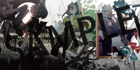 カゲプロ 新規描き下ろしイラスト使用のジグレー画登場 しづの直筆サイン シリアルナンバー入り ライブドアニュース