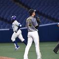 アルモンテに痛恨の満塁本塁打を浴びた能見