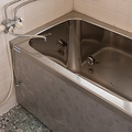 千葉県松戸のガラガラ物件「お風呂を破壊」で入居希望者殺到?