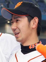 現役時代の巨人・会田3軍コーチ