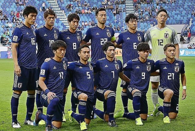 FIFA最新ランク、アジア2番手の日本は33位で大幅ダウン… 南米 ...