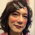 自身に地雷メイクを施したダイアモンド☆ユカイ 「俺、可愛いな」