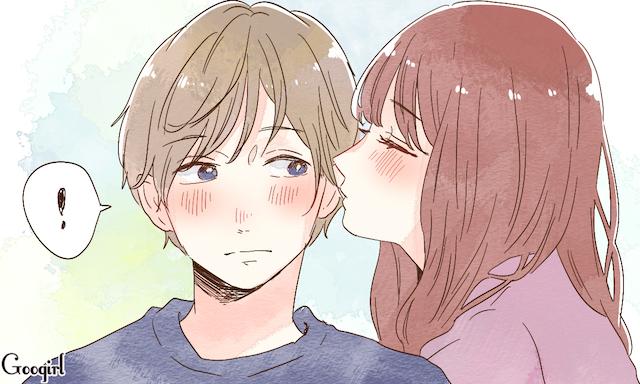 彼女からされたらメロメロ!? 男子が唇以外でキスされたい場所って?