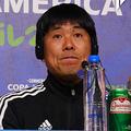 日本代表の森保一監督【写真:舩木渉】