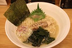 オオグソクムシラーメン(1780円)