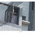 屋上から壁伝いに階下に降りようとして転落(画像は『TVBS新聞網 2020年2月15日付「忘帶鑰匙攀爬回家 男子6樓高墜地身亡」(圖/TVBS)』のスクリーンショット)