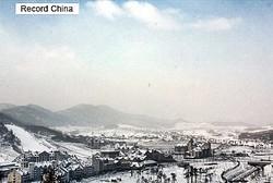 27日、参考消息は、来年2月に開幕する平昌冬季五輪・パラリンピックで、開会式の寒さ対策が大きな問題になっていると伝えた。写真は平昌。
