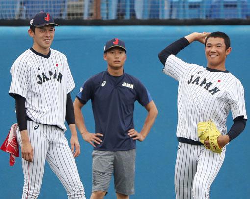 U18野球W杯日本代表が韓国へ「3...