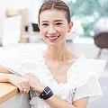 執筆者の橋本真里子さん。自身が経営するディライテッドのオフィスで。提供:同社
