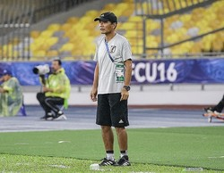 U-17W杯に出場するチームも指揮を執る森山監督。豊富な経験値を持つ指揮官の手腕に期待が懸かる。写真:佐藤博之