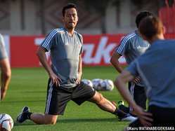 アジア杯を戦う覚悟をあらためて語った日本代表DF吉田麻也