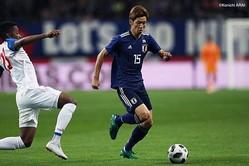 大迫勇也、若手との連携は「まだまだこれから。次の試合が楽しみ」