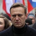 神経ガス「ノビチョク」で殺されかけたロシアの反体制活動家アレクセイ・ナワリヌイ氏(EPA=時事)