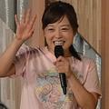 初の総合司会ランナーに挑戦した水卜麻美(左) (C)ORICON NewS inc.