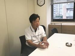 ゴルフ解説者の戸張捷氏