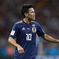 ロシアW杯で活躍した香川 photo/Getty Images