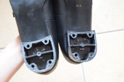 ダイソー「靴の修理屋さんキット」が使える!100円で靴修理に