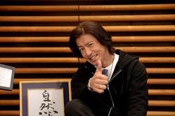 ヤフーとGYAOを訪問した木村/(C)Johnny&Associates