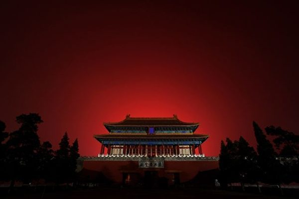 [画像] 中国、新型肺炎に続く新たな危機「バッタの大量襲来」