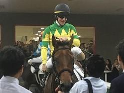 土曜東京5R新馬はディープインパクト産駒のクーファイザナミが制す