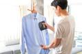 熱で除菌も 最新衣類スチーマー