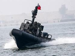 海軍陸戦隊(海兵隊)が新しく導入した国産攻撃艇M109