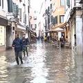浸水で旅行が苦行と化しているベネチア 被害額は1200億円超か