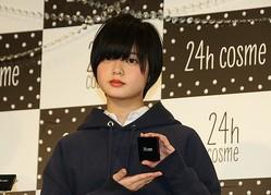 平手友梨奈さん(撮影・18年2月)