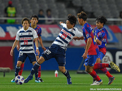 横浜FMがFW和田昌士との契約を更新せず ※写真は2018年のもの