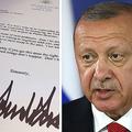 トルコ大統領、トランプ氏の手紙を「ごみ箱に捨てた」停戦要請に激高