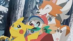 ポケモンたちの心の声は堀内賢雄! 「ピカチュウのドキドキ探検隊!」  - (C)Nintendo・Creatures・GAME FREAK・TV Tokyo・ShoPro・JR Kikaku (C)Pokemon