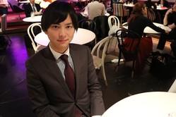 26歳で衆院選に出馬した井上郁磨さん。その主張は?