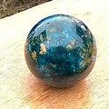宝石のような見た目をした泥団子がSNSで話題 「土の域を超えている」