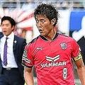 怪我を押して出場し、1ゴール・1アシストの活躍。柿谷がさすがの存在感を見せた。写真:川本学