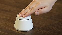 ボタンを押すだけで時間の使い方を見える化し、やる気モードにスイッチを入れるIoTボタン