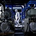 中国国内にある製薬会社の工場(2020年6月9日撮影、本文とは関係ありません)。(c)NOEL CELIS / AFP